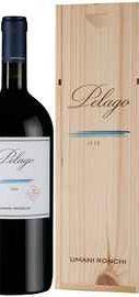 Вино красное сухое «Pelago Marche Rosso» 2013 г., в подарочной упаковке
