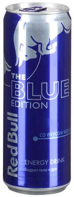Энергетический напиток «Red Bull Blue Edition»