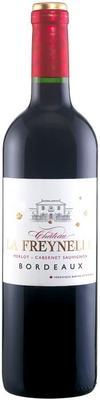 Вино красное сухое «Chateau La Freynelle Bordeaux» 2016 г.