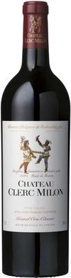 Вино красное сухое «Chateau Clerc Milon Grand Cru Classe Pauillac, 0.75 л» 1998 г.