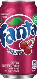 Газированный напиток «Fanta Cherry»