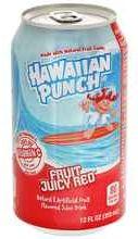 Газированный напиток «Hawaiian Punch »