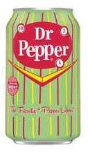 Газированный напиток «Dr Pepper Real Sugar»