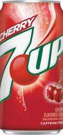 Газированный напиток «7 UP Cherry»