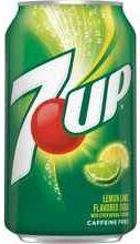 Газированный напиток «7UP Lemon Lime»
