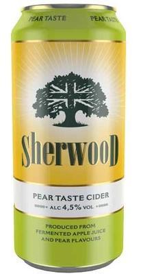 Сидр «Sherwood Pear»