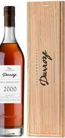 Арманьяк «Bas-Armagnac Darroze Unique Collection Domaine de Bertruc au Freche» 2000 г., в деревянной подарочной упаковке