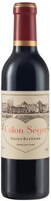 Вино красное сухое  «Chateau Calon Segur Grand Cru Classe, 0.375 л» 2005 г.
