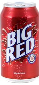 Газированный напиток «Big Red»
