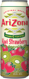 Напиток «Arizona Kiwi Strawberry»