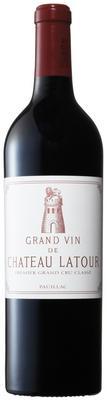 Вино красное сухое «Chateau Latour» 1988 г.