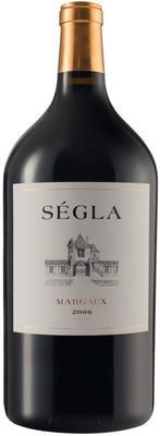 Вино красное сухое «Segla Margaux» 2006 г.