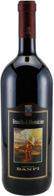 Вино красное сухое «Castello Banfi Brunello di Montalcino, 1.5 л» 2013 г.
