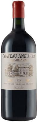 Вино красное сухое «Chateau d'Angludet Margaux, 0.75 л» 2009 г.