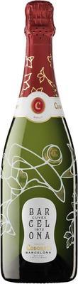 Вино игристое белое брют «Cava Codorniu Cuvee Barcelona 1872 Brut»