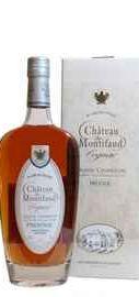 Коньяк французский «Grande Champagne 1-er Cru Chateau de Montifaud V.S.O.P.» в подарочной упаковке