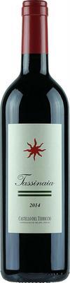 Вино красное сухое «Castello del Terriccio Tassinaia» 2014 г.