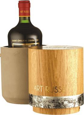 Вино красное сухое «Chateau La Grace Dieu des Prieurs Saint-Emilion Grand Cru» 2015 г., в деревянной подарочной упаковке
