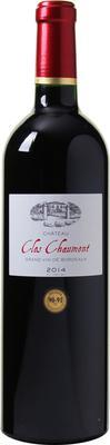 Вино красное сухое «Chateau Clos Chaumont Rouge» 2014 г.