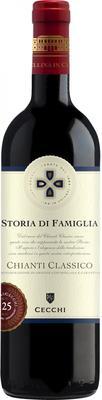 Вино красное сухое «Cecchi Storia di Famiglia Chianti Classico» 2016 г.