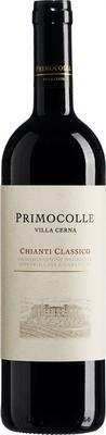 Вино красное сухое «Villa Cerna Primocolle Chianti Classico, 0.75 л» 2015 г.