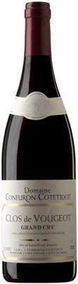 Вино красное сухое «Domaine Confuron-Cotetidot Clos de Vougeot Grand Cru» 2007 г.