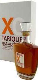 Коньяк французский «Chateau du Tariquet XO Carafe Equilibre» в подарочной упаковке