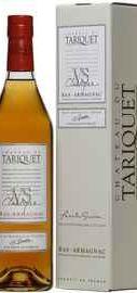 Арманьяк «Bas-Armagnac Chateau du Tariquet VS Classique» в подарочной упаковке