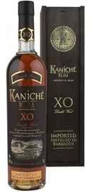 Ром «Kaniche XO Artisanal» в подарочной упаковке