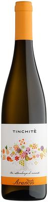 Вино белое полусухое «Terre Sicilaine Feudo Arancio Tinchite» 2016 г.