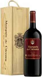 Вино красное сухое «Marques de Caceres Crianza»