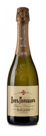 Шампанское белое полусладкое «Наследие мастера Лев Голицынъ»