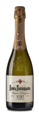 Шампанское белое брют «Наследие мастера Лев Голицынъ»