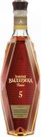 Коньяк российский «Золотая выдерка Fusion»