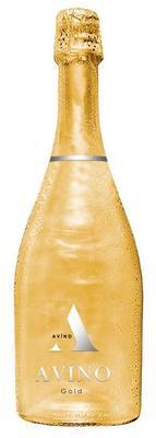 Винный напиток газированный белый сладкий «Avino Gold»