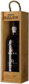 Портвейн «Calem 30 Years Old» в деревянной подарочной упаковке
