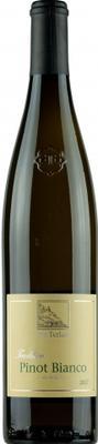 Вино белое сухое «Pinot Bianco Terlano» 2017 г.