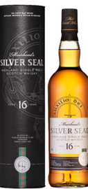 Виски шотландский «Muirhead's Silver Seal 16 Years Old» в подарочной упаковке