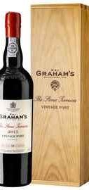 Вино красное сладкое «Graham's The Stone Terraces» 2015 г.
