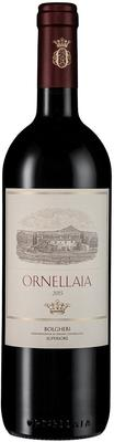 Вино красное сухое «Ornellaia, 0.375 л» 2015 г.