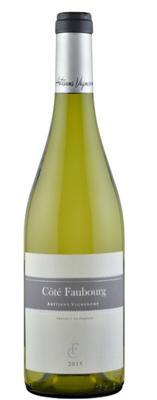 Вино белое сухое «Cote Faubourg»
