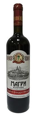 Вино красное сухое «Магри Марочный»