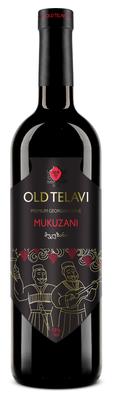 Вино красное сухое «Old Telavi Мукузани»