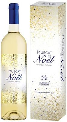 Вино белое сладкое «Muscat De Noel» в подарочной упаковке