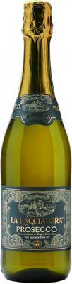 Вино игристое белое экстра сухое «La Cacciatora Prosecco Extra Dry»