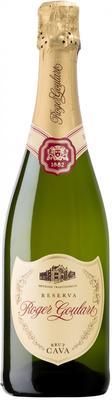 Вино игристое белое брют «Cava Roger Goulart Reserva Brut» 2016 г.