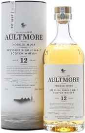 Виски шотландский «Aultmore 12 Years Old» в тубе