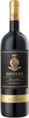 Вино красное сухое «Brolio Chianti Classico Riserva» 2015 г.