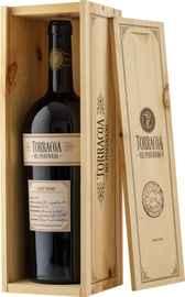Вино красное сухое «Ghemme» 2011 г., в деревянной подарочной упаковке