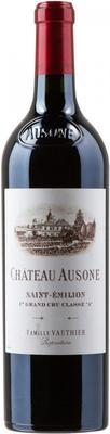 Вино красное сухое «Chateau Ausone» 2012 г.